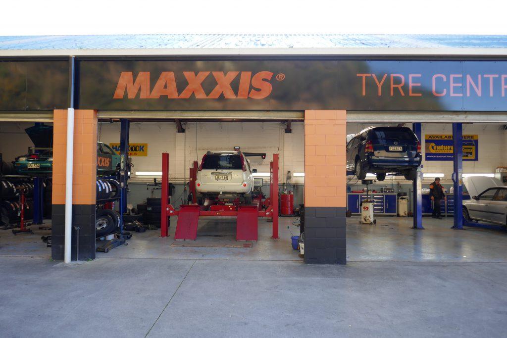 Stokes Valley Auto Repairs workshop